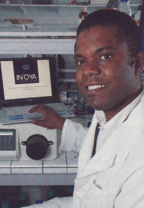 Laboratoire In'Oya - Abd Haq Bengeloune - inoya